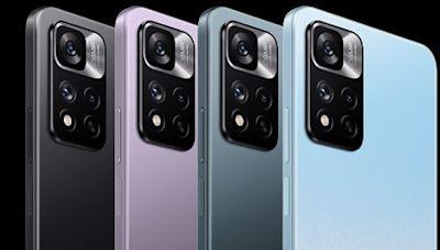 小米 Redmi Note 11 Pro+ 登場:支援 120W 充電 1 億像素 5G 機只售 HK$2,430 - DCFever.com