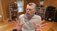 Stephen King talks about his new thriller, 'Billy Summers'