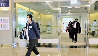 疫情緩解春節估逾3.1萬人返台 陳時中警示防疫旅館僅剩千間還有想退場