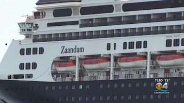 Panama Canal Authorities Reverse Course On Holland America's Zaandam