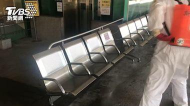 她住萬華身體不適!板橋搭火車回台南 直奔醫院確診