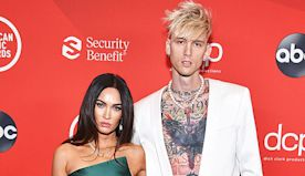 Megan Fox Is 'Really Happy' With New Ink Dedicated To Machine Gun Kelly, Her Tattoo Artist Reveals