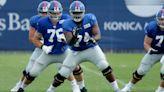 Giants' Matt Peart gets second chance to prove he belongs