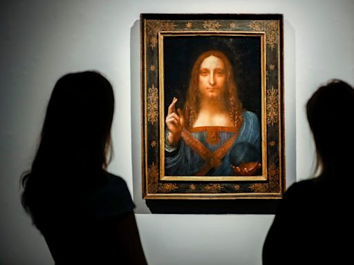 Leonardo da Vinci 'only contributed' to Salvator Mundi, world's most expensive painting