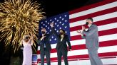 """Star-Studded Biden/Harris Inaugural Events To Stretch Over 5 Days, Celebrate """"America United"""""""