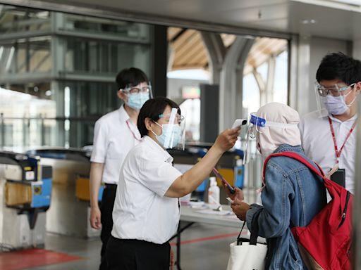 協助連假防疫 端節前慈濟送花蓮台鐵防護面罩