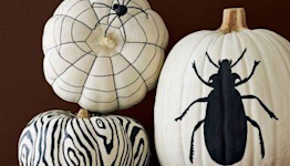 42 Creative Makeovers to Give Your Pumpkin This Halloween