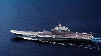 Mystery Solved: Why Russia's Aircraft Carrier Pumps Out So Much Black Smoke