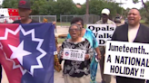 Meet the 93-year-old Texan fighting to make Juneteenth a holiday