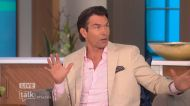 The Talk - Jerry O'Connell 'cool' with John Stamos, But Not 'Lenny Kravitz and Jason Mamoa cool'