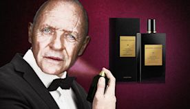 Anthony Hopkins Makes Cologne Now