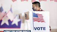 Democrats push to pass voting rights legislation