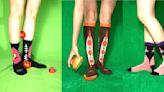 LIFEBEAT印花潮襪快閃店亮相 Easyfit除臭襪造福在地經濟