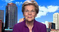 """Elizabeth Warren on new book """"Persist,"""" infrastructure funding battle in Congress"""