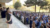 惡夢成真 阿富汗中學女生無法返校上課