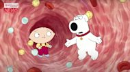 'Family Guy' Releases PSA Encouraging COVID-19 Vaccination | THR News
