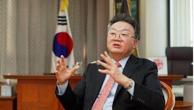 韓外交協會會長:外交上堂堂正正 才不會被中共小覷
