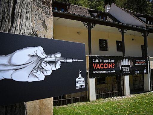 Free COVID-19 Vaccines Are Luring Visitors to Dracula's Castle in Transylvania