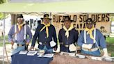 Son of Buffalo Soldier carries on family legacy in California living history group