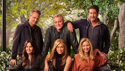 """Why the Friends Reunion Was Surprisingly """"Brutal"""" for the Cast"""