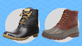 Score up to 60 percent off best-selling Sperry boots at Amazon—but only 'til midnight