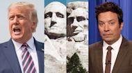Trump Confident He'd Beat Washington & Lincoln, Tokyo Olympics' Bizarre Bed