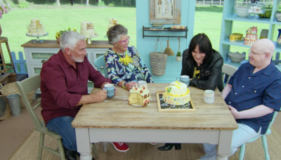 'Great British Bake Off's Celebrity Season Is Premiering In The UK On March 9