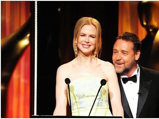 Russell Crowe, Nicole Kidman to Head Australian Academy of Cinema and Television – Global Bulletin