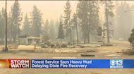 Storm Delays Dixie Fire Clean-Up