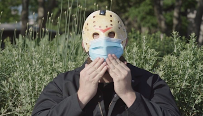 Friday the 13th's Jason Voorhees Promotes Face Masks in New PSA Video: Watch
