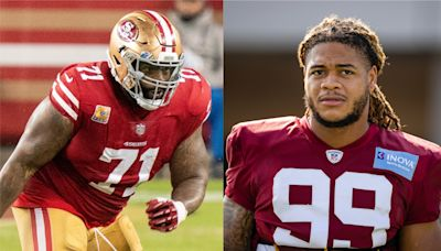 'It was crazy': Chase Young reflects on playing against Trent Williams last year
