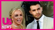 Sam Asghari Reacts to Concerns About Prenup After Britney Spears Engagement