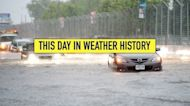 Record 2013 rainfall floats cars and cuts power to hundreds of thousands in the GTA