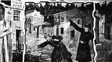 Jack the Ripper revealed? DNA tests of blood-soaked shawl 'reveal killer's identity'