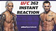 UFC 262 Instant Reaction