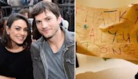 Ashton Kutcher and Mila Kunis's Kids Say Thank You to Front-Line Workers in a Heartfelt Way