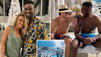 Chrishell Stause and DWTS boyfriend Keo Motsepe take sexy Mexican getaway
