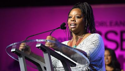 BLM co-founder Patrisse Cullors on docuseries 'Resist' and taking time for self-care: 'It's a lot, but I'm not doing it alone'