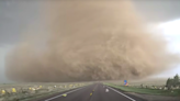 Reed Timmer on getting 'thisclose' to a monster tornado