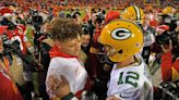 Patrick Mahomes Reacts To Aaron Rodgers, Packers Drama