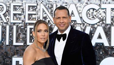 A-Rod cracks joke about Jennifer Lopez split on FOX Sports program