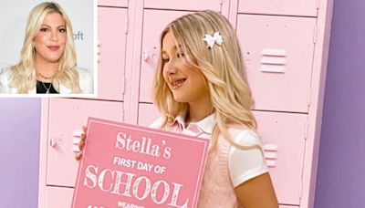 Tori Spelling Opens Up About Daughter Stella's 'Painful' Bullying Experience and Panic Attacks