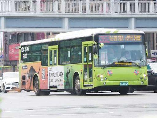 北市公布確診者足跡!3天搭8趟公車轉乘2捷運站 頻繁往返大同、萬華