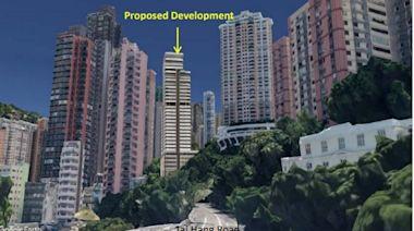 市區規劃|中洲大坑道項目申建61伙單位 平均面積逾千呎 | 蘋果日報