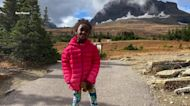 Young girl reunited with lost teddy bear one year later thanks to caring Glacier Park Ranger