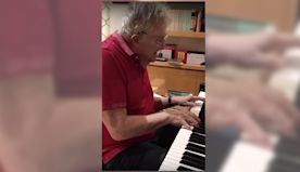 """Randy Newman Adds Some Cheer to the Coronavirus Crisis on New Song """"Stay Away"""": Watch"""