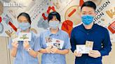 學生設計俚語字卡 趣學英文 | 校園跳豆