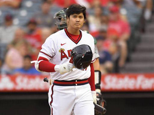 大谷翔平大拇指遭界外球打中仍上陣 敲1安但盜壘失敗