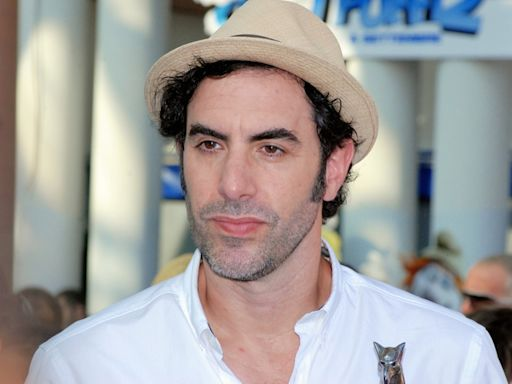 """""""Borat"""" Star Sacha Baron Cohen Is Unrecognizable in These Serious Roles"""
