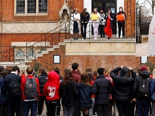 英校園強暴文化|學校警方受壓跟進 知名男校︰已舉報數名學生 | 蘋果日報